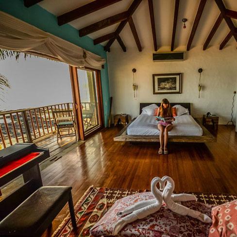 Casa Baronesa Master Suite Room