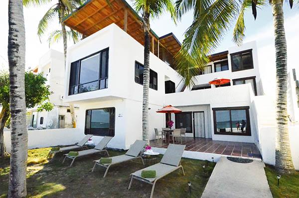 casita de la playa Galapagos Hotel