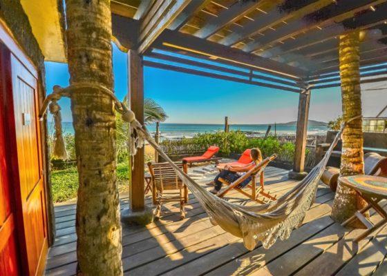 casita de la playa Galapagos