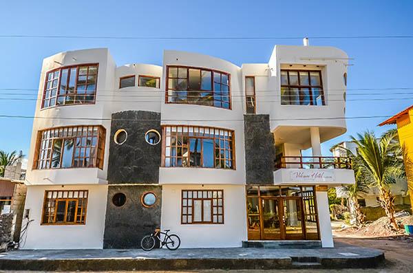 Volcano Hotel Galapagos
