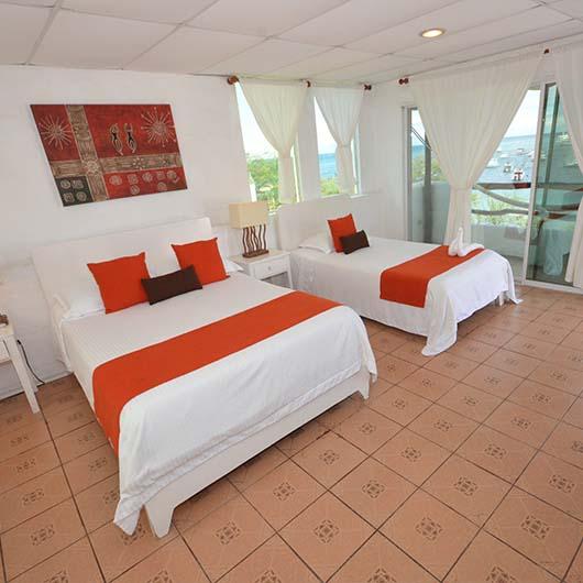 Casa Opuntia Ocean View Room