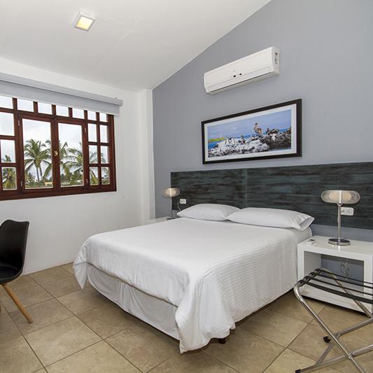 Vulcano Hotel Standard Room